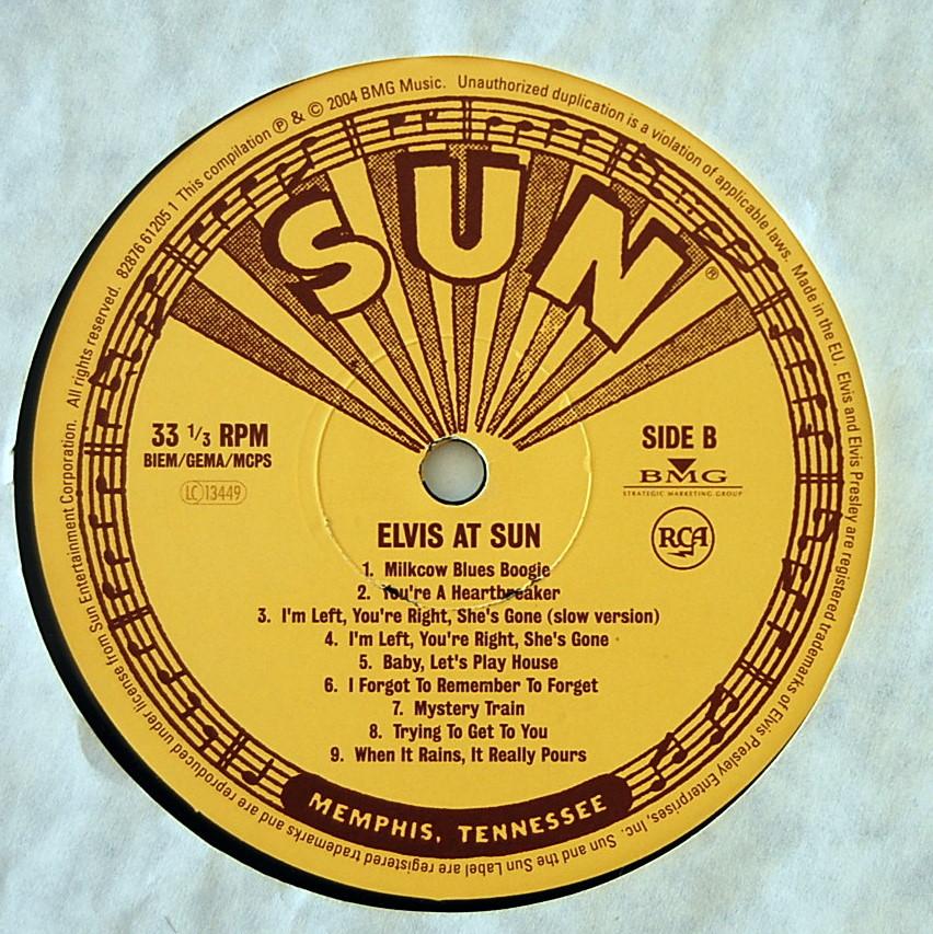 Tonight Is Last Night For Alternate >> sun records